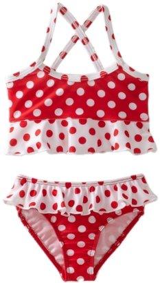Flap Happy Baby-girls Infant Ruffle Bikini