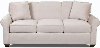 Asstd National Brand Sleeper Possibilities Roll Arm Sofa