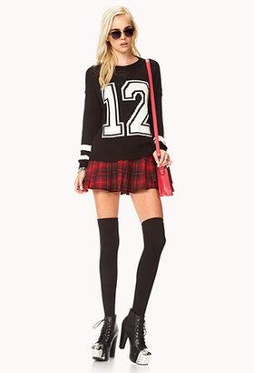 Forever 21 Varsity 12 Sweater