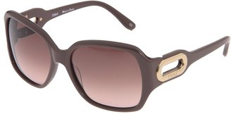 Chloé CL2192 (Old Pink/Pink Brown Gradient) - Eyewear