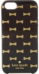 Kate Spade Sparkle Bows Resin Phone Case for the iPhone 5 and 5s Cell Phone Case