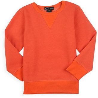 Pumpkin Patch Patch Basic Fleece Crew Neck Sweat