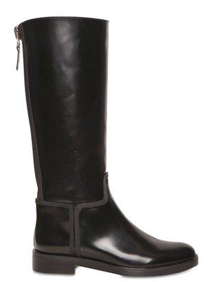 Alejandro Ingelmo 30mm Brushed Calf Boots
