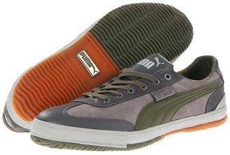 Puma TT Super LS (Dark Shadow/Steel Gray/Grape Leaf) - Footwear
