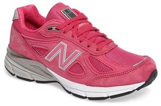 Women's New Balance '990 Premium' Running Shoe $164.95 thestylecure.com