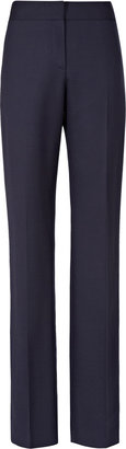 Reiss Esther STRAIGHT LEG TAILORED TROUSERS