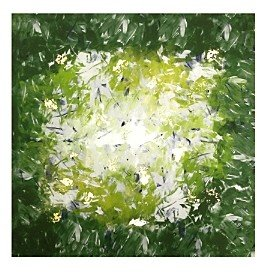PTM Images Abstract Whirlpool Ii Canvas Wall Art