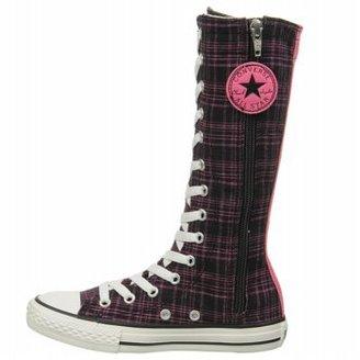 Converse Kids' All Star Tall Knee High Pre/Grade School