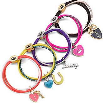 Juicy Couture Girl's Charm Hair Accessory Set