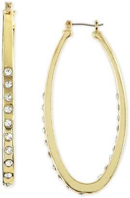 Fragments for Neiman Marcus Elongated Hoop Earrings
