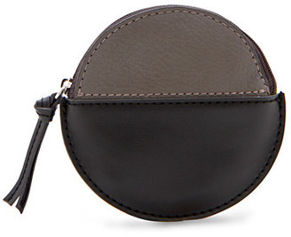 MANGO Two-tone coin purse