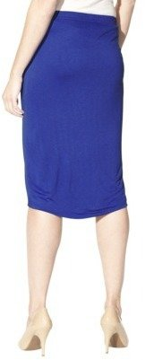Mossimo Women's Twisted Hem Skirt - Assorted Colors