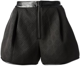 3.1 Phillip Lim quilted shorts