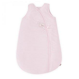 Absorba Pale Pink & White Sleeping Bag