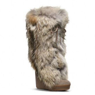 Fergie Wedge Boot