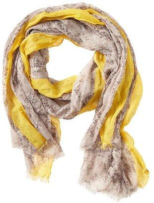 Banana Republic Ciara snake print scarf