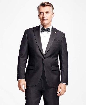 Brooks Brothers One-Button Peak Lapel Tuxedo Jacket