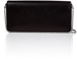 Salvatore Ferragamo Leather Kandy Clutch