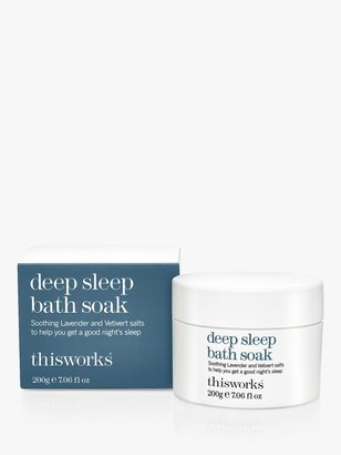thisworks® This Works Deep Sleep Bath Soak, 200g