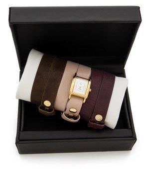 La Mer Interchangeable Wrap Watch Box Set