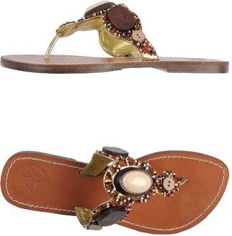 BCBGirls Thong sandals