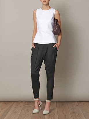 Helmut Lang Cove tailored trousers