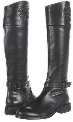 Vince Camuto Flavian (Black Calf) - Footwear