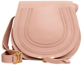 Chloé Marcie Medium Messenger Bag, Pink