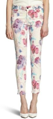 Joe's Jeans Women's Skinny Ankle Super Chic in Ink Rose