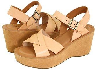 Kork-Ease Ava (Natural Vachetta) Women's Sandals