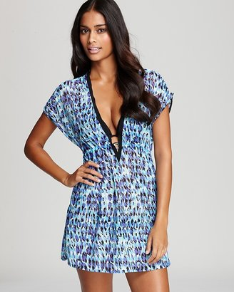 Gottex Profile by Pepita Animal Print Swimsuit Cover Up