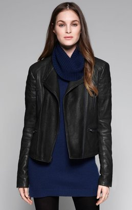 Macha Leather Jacket