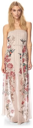 French Connection Rio Embroidered Dress