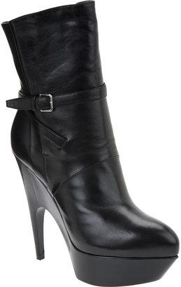 Yves Saint Laurent Imperiale Bootie - Black
