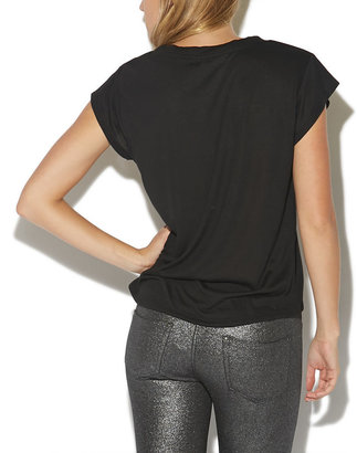 Wet Seal Rock Studded Tee by Rampage