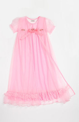 Laura Dare Nightgown & Robe (Little Girls)