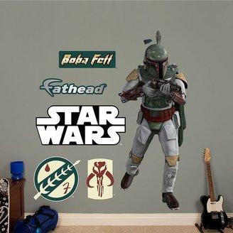 Fathead Star Wars Boba Fett Wall Decals by