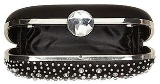 Call it SPRING Call It SpringTM Fial Rhinestone Finger Clutch