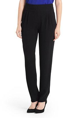 Diane von Furstenberg Billy Relaxed Trouser In Black