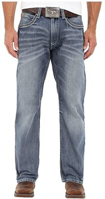 Ariat M4 Low Rise Boot Cut 13 oz (Tabac) Men's Jeans