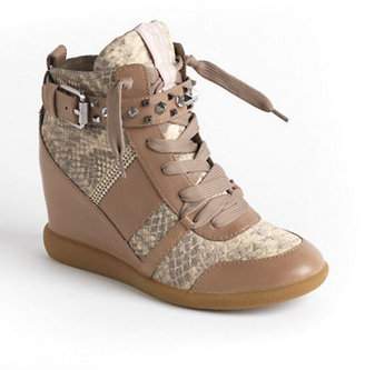 Sam Edelman Brogan Wedge Sneakers