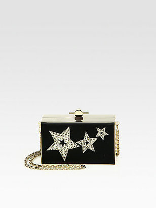 Jason Wu Karlie Jeweled Box Clutch