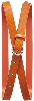 Banana Republic Pop Color Haircalf Skinny Belt