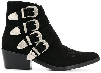 Toga Pulla 'Pulla' ankle boots