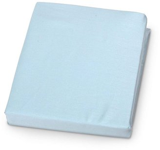 Carter's easy-fit fitted bassinet sheet