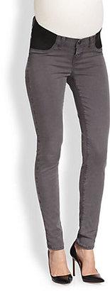 J Brand Maternity Maternity French Sateen Skinny Jeans