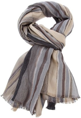 Etro Striped scarf
