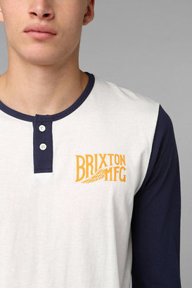Brixton Lowe Henley Tee