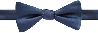 Countess Mara Satin Solid Bow Tie $49.50 thestylecure.com