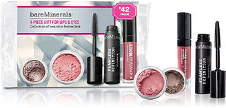 bareMinerals 4 Pc Gift For Lips & Eyes